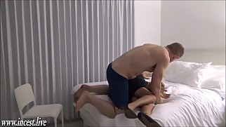 Mom son Experience Taboo Family
